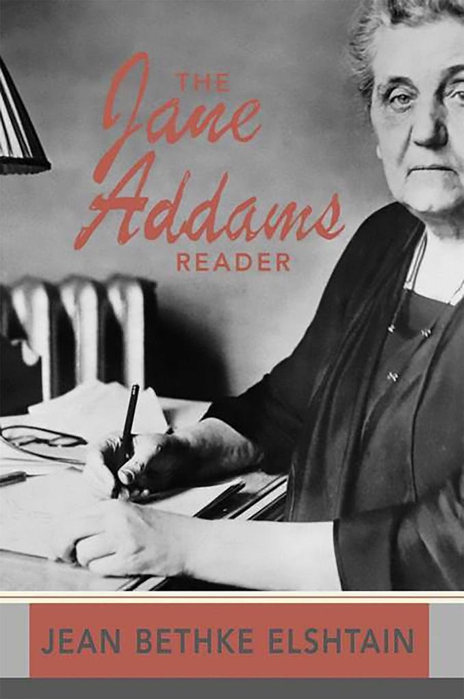 The Jane Addams Reader als Taschenbuch