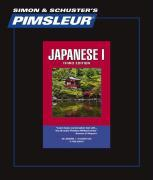 Pimsleur Japanese Level 1 CD: Learn to Speak and Understand Japanese with Pimsleur Language Programs als Hörbuch