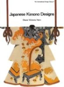 Japanese Kimono Designs als Taschenbuch