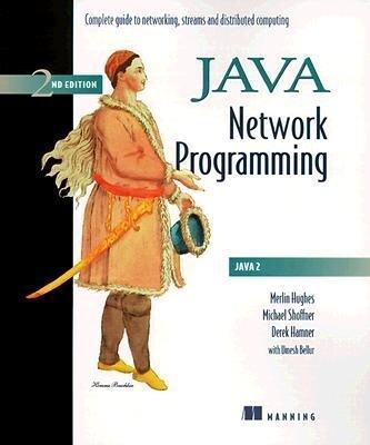 Java Network Programming als Buch