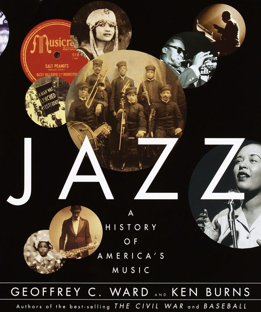 Jazz: A History of America's Music als Buch
