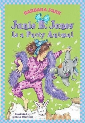 Junie B. Jones Is a Party Animal als Taschenbuch
