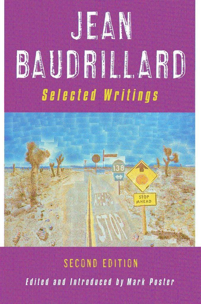 Jean Baudrillard: Selected Writings: Second Edition als Taschenbuch