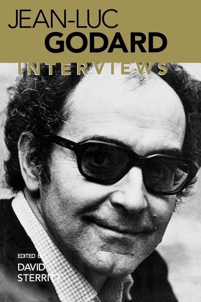 Jean-Luc Godard als Taschenbuch