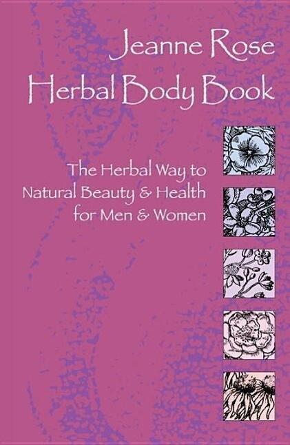 Herbal Body Book als Taschenbuch