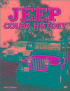 Jeep Color History als Taschenbuch
