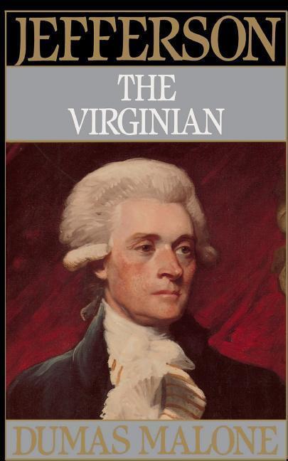 Jefferson the Virginian - Volume I als Taschenbuch