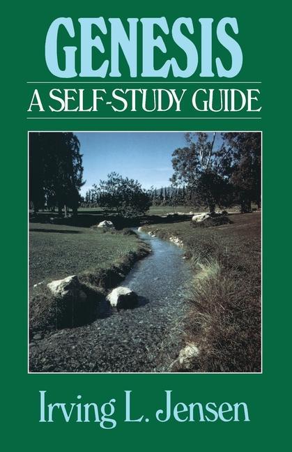 Genesis- Jensen Bible Self Study Guide als Taschenbuch