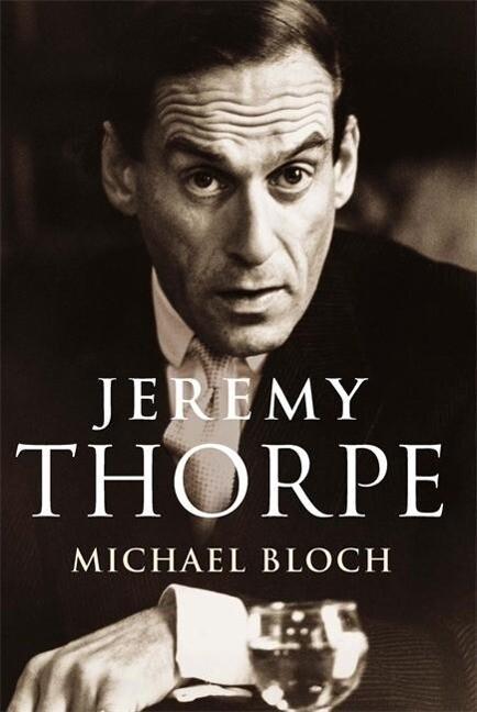 Jeremy Thorpe als Buch