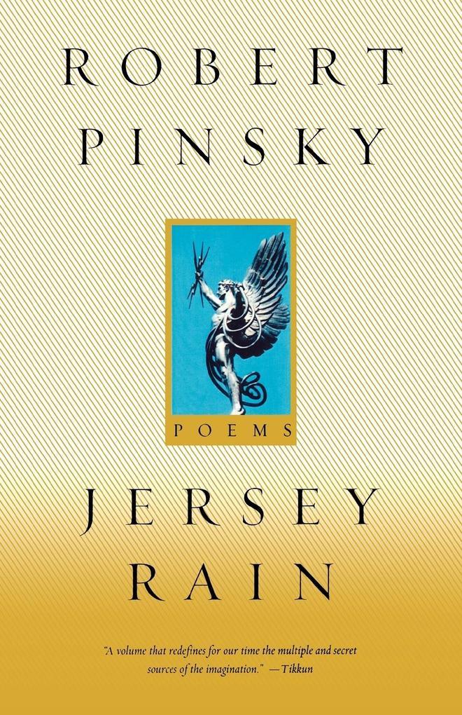 Jersey Rain als Taschenbuch