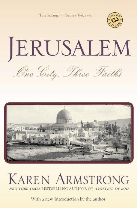 Jerusalem: One City, Three Faiths als Buch