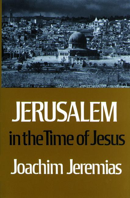 Jerusalem in the Time of Jesus als Taschenbuch
