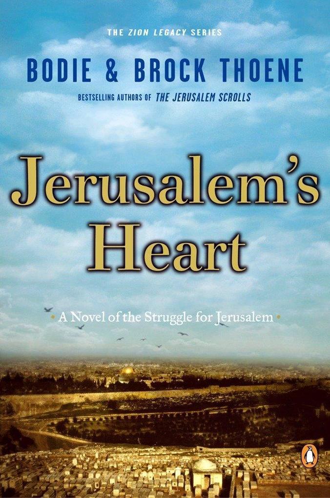 Jerusalem's Heart als Taschenbuch