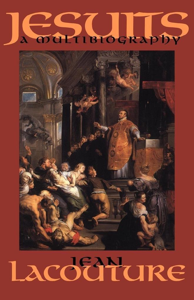 Jesuits: A Multibiography als Taschenbuch