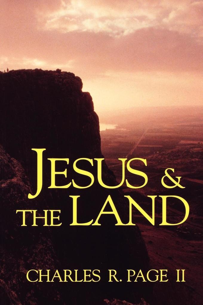 Jesus & the Land als Taschenbuch
