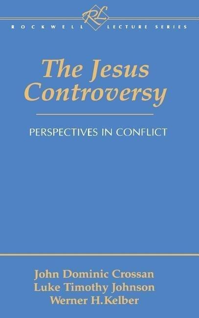 The Jesus Controversy als Buch