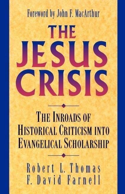 The Jesus Crisis als Taschenbuch