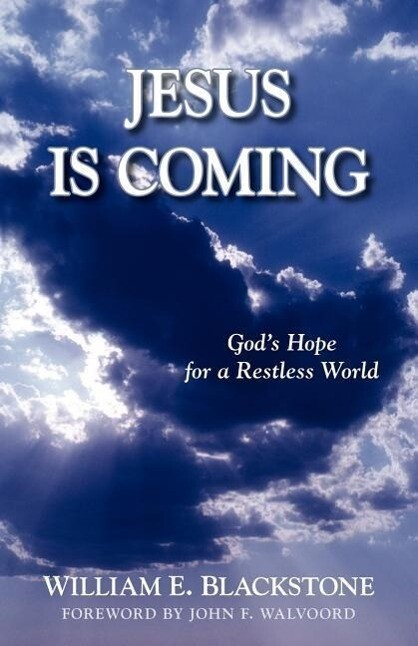 Jesus Is Coming: God's Hope for a Restless World als Taschenbuch