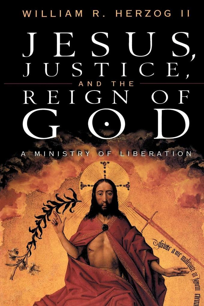 Jesus Justice and the Reign of God als Taschenbuch