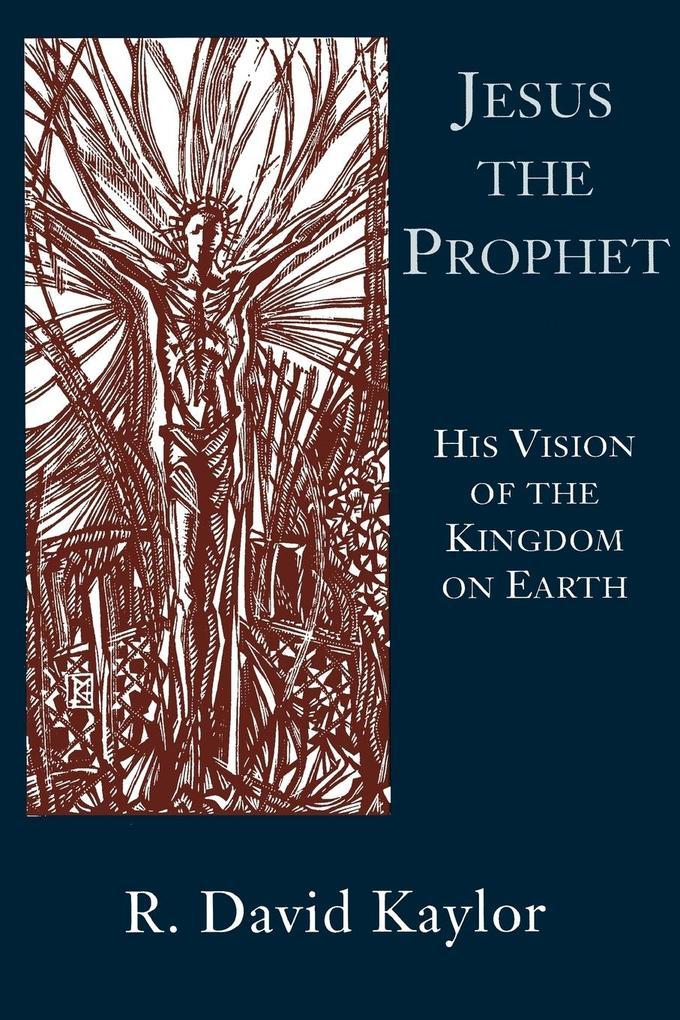 Jesus the Prophet als Taschenbuch