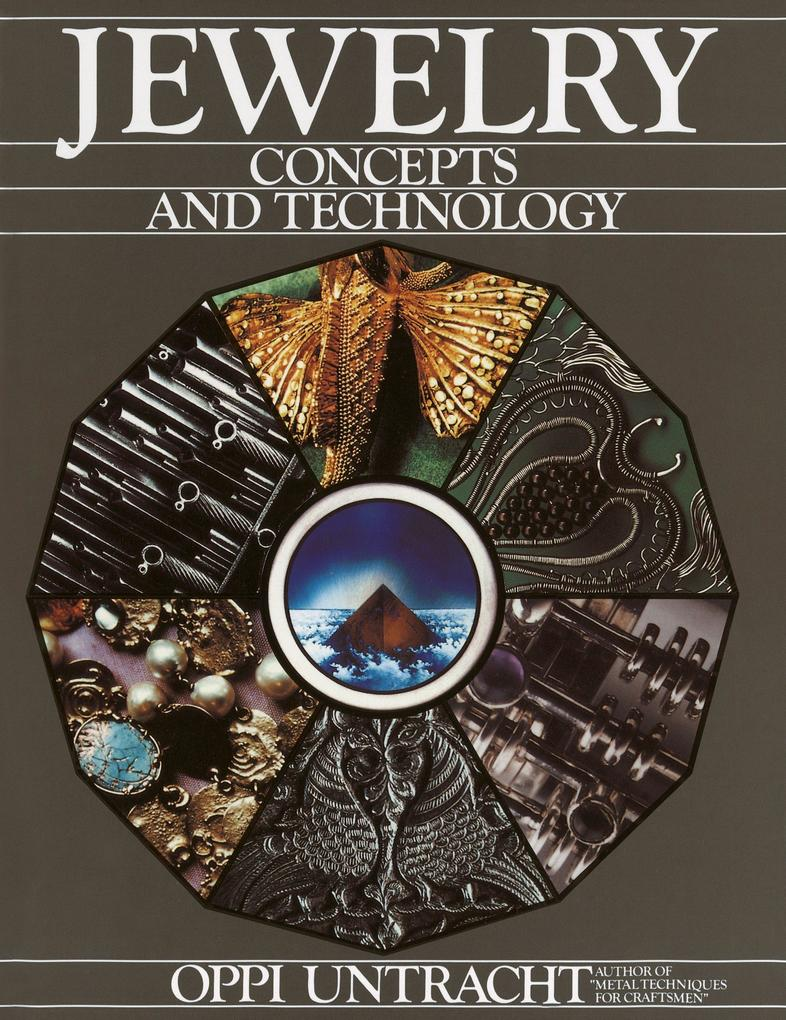 Jewelry Concepts & Technology als Buch