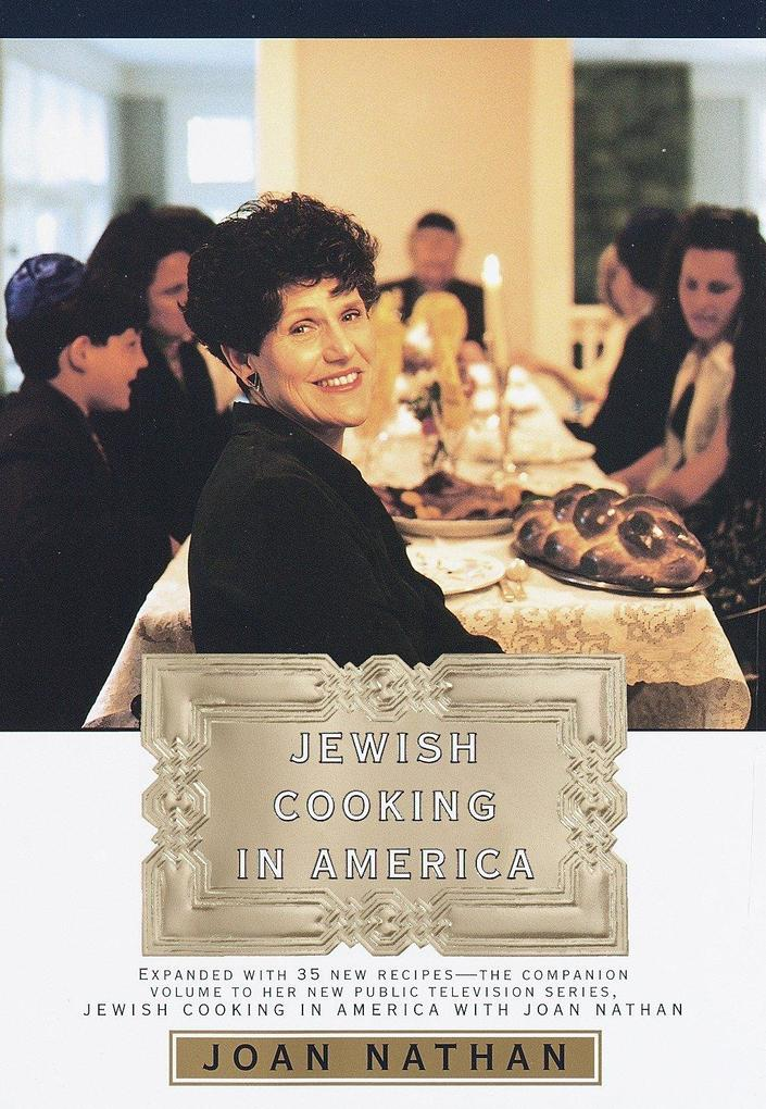 Jewish Cooking in America: Expanded Edition als Buch