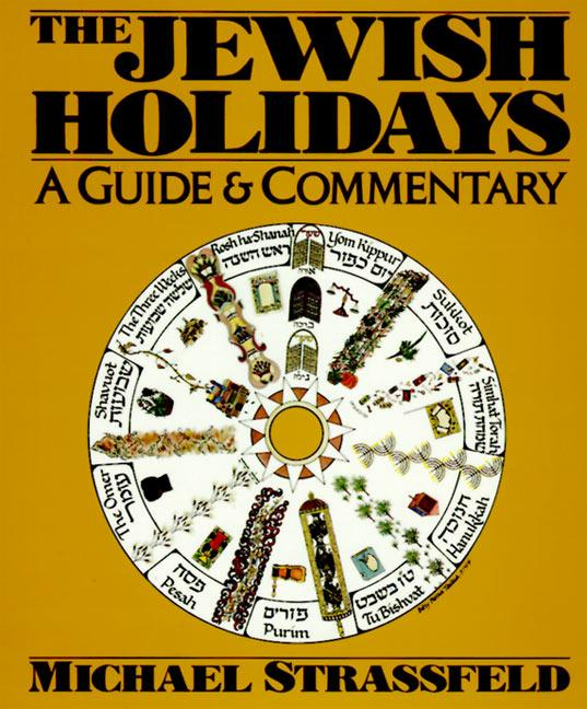 The Jewish Holidays als Taschenbuch