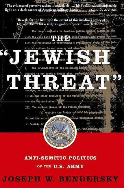 The Jewish Threat als Taschenbuch