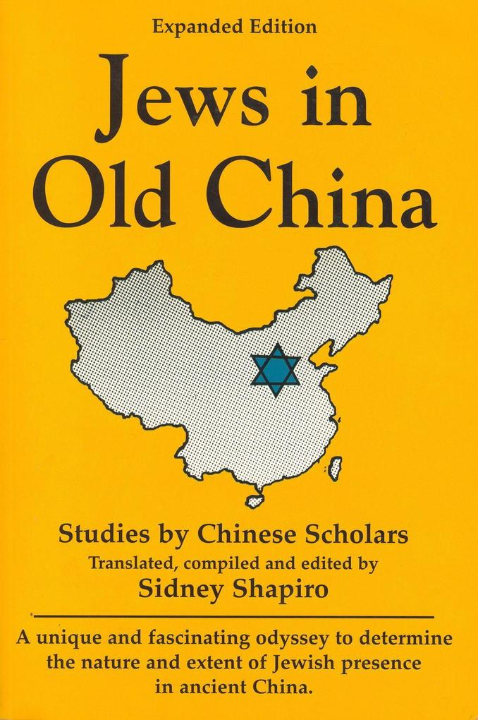 Jews in Old China: Studies by Chinese Scholars als Taschenbuch