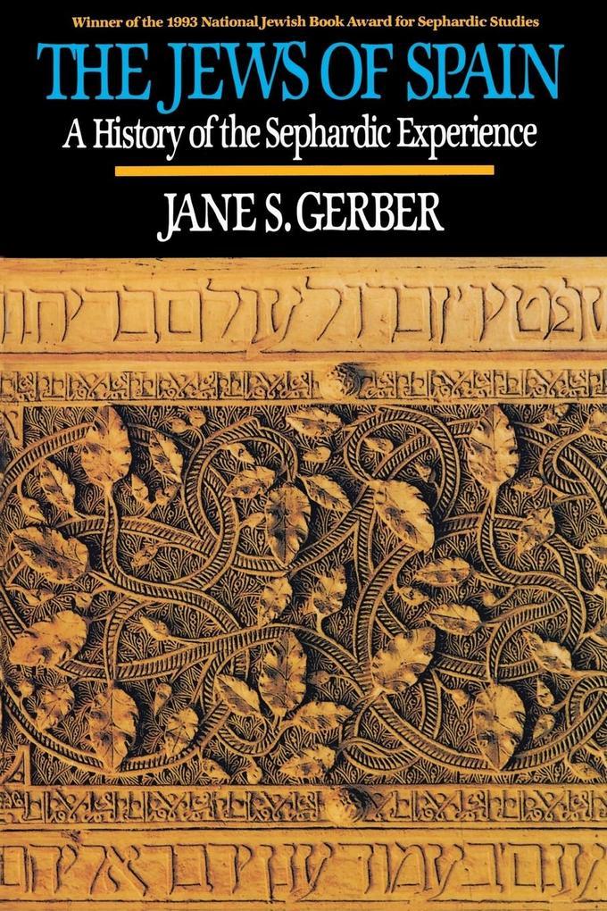Jews of Spain als Buch
