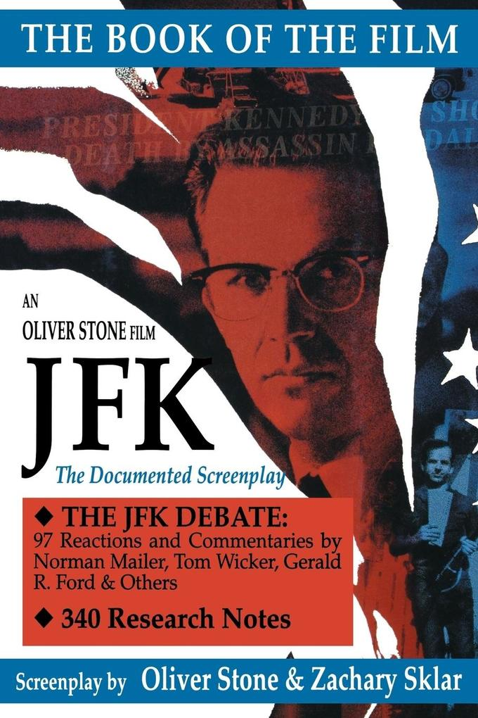 JFK: The Book of the Film als Taschenbuch