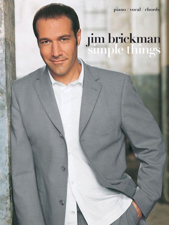 Jim Brickman -- Simple Things: Piano/Vocal/Chords als Taschenbuch