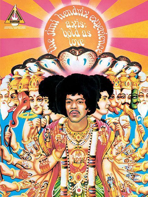 Jimi Hendrix - Axis: Bold as Love als Taschenbuch