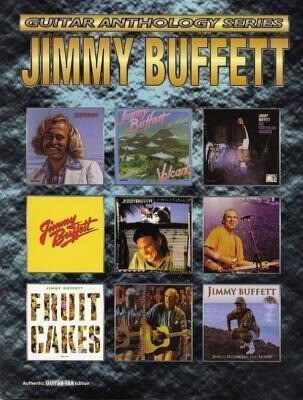 Jimmy Buffett -- Guitar Anthology: Authentic Guitar Tab als Taschenbuch