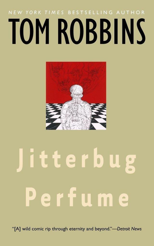 Jitterbug Perfume als Taschenbuch