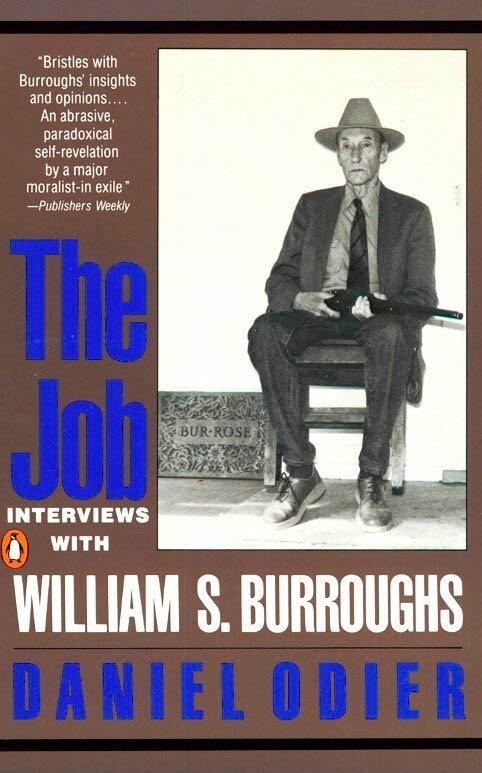 The Job: Interviews with William S. Burroughs als Taschenbuch