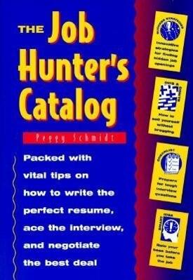 The Job Hunter's Catalog als Taschenbuch