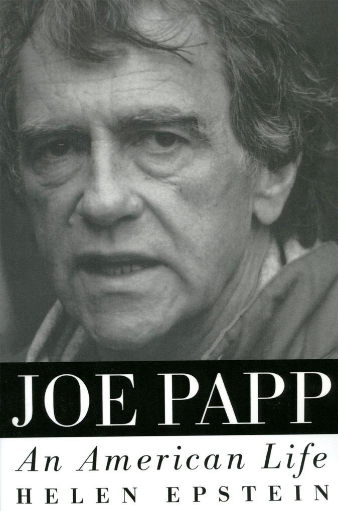 Joe Papp: An American Life als Taschenbuch