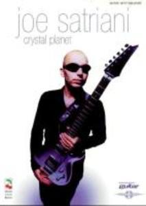 Joe Satriani - Crystal Planet als Taschenbuch