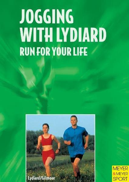 Jogging with Lydiard als Taschenbuch