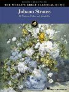 Johann Strauss: 28 Waltzes, Polkas and Quadrilles als Taschenbuch