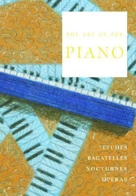 The Art of the Piano als Buch
