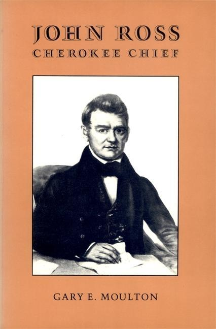 John Ross, Cherokee Chief als Taschenbuch