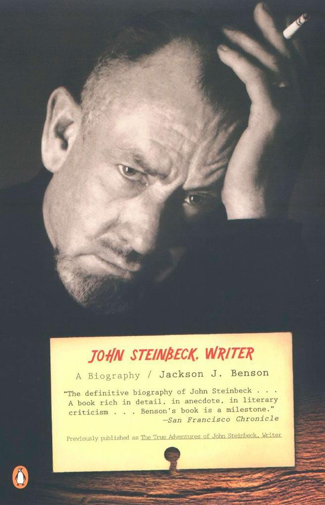 John Steinbeck, Writer: A Biography als Taschenbuch