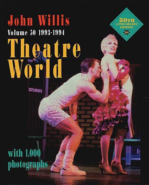 Theatre World 1993-1994, Vol. 50 als Taschenbuch