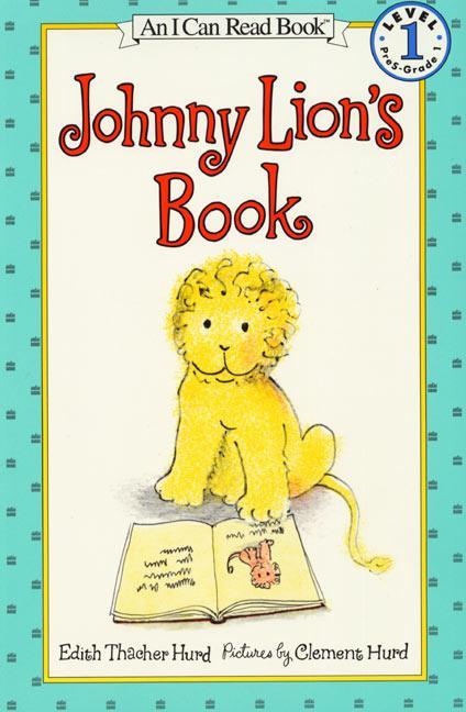 Johnny Lion's Book als Taschenbuch