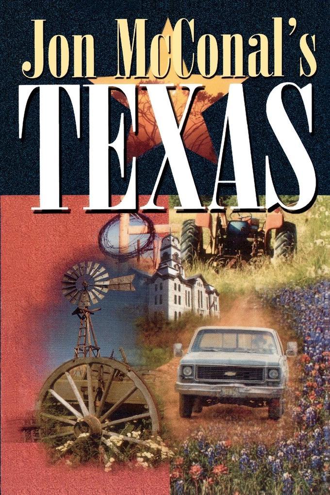 Jon McConal's Texas als Taschenbuch