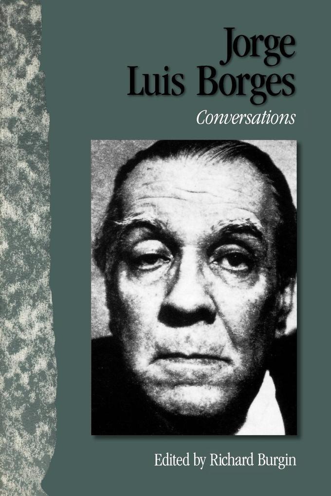 Jorge Luis Borges: Conversations als Taschenbuch