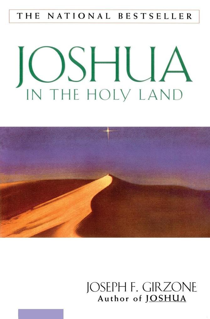 JOSHUA IN THE HOLY LAND als Taschenbuch