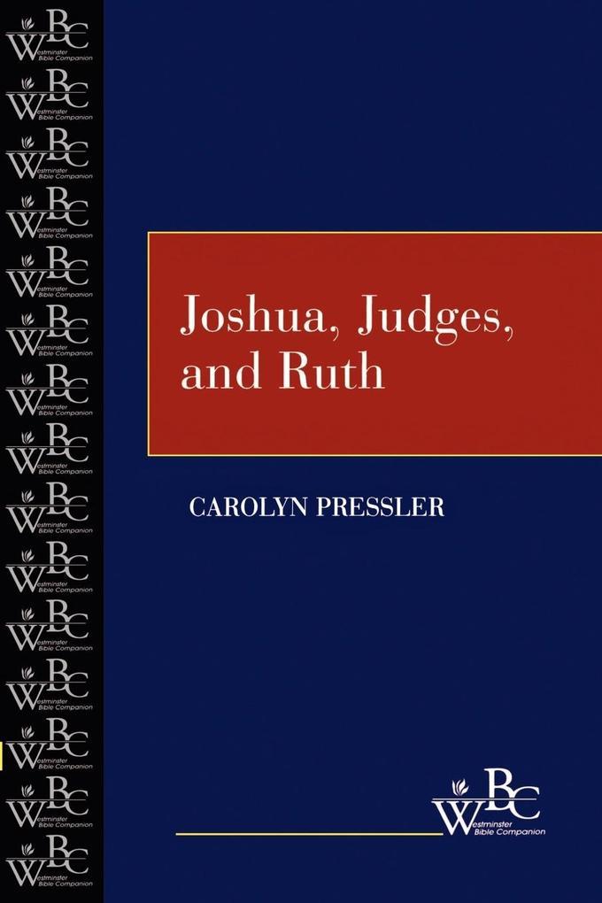 Joshua, Judges and Ruth als Taschenbuch